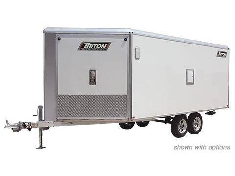 2017 Triton Trailers PR-208 in Saint Clairsville, Ohio