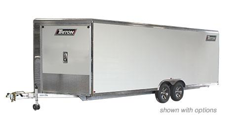 2017 Triton Trailers PR-HD 20 in Saint Clairsville, Ohio