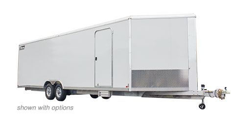 2017 Triton Trailers PR-HD 28 in Chippewa Falls, Wisconsin