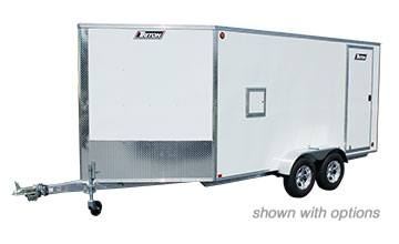2017 Triton Trailers XT-128 in Chippewa Falls, Wisconsin