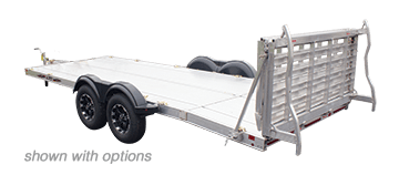 2017 Triton Trailers AUX2082 in Chippewa Falls, Wisconsin