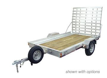 2017 Triton Trailers UT10 in Erie, Pennsylvania