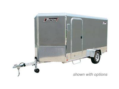 2018 Triton Trailers CT-126-2 in Three Lakes, Wisconsin