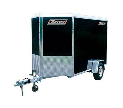 2018 Triton Trailers CT-85 in Rock Falls, Illinois
