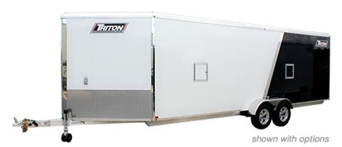 2018 Triton Trailers PR-187 in Sterling, Illinois