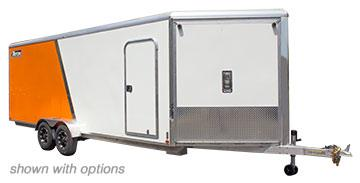 2018 Triton Trailers PR-207 in Deerwood, Minnesota