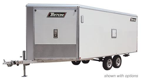 2018 Triton Trailers PR-208 in Berlin, New Hampshire