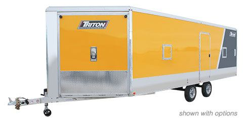 2018 Triton Trailers PR-228 in Sterling, Illinois