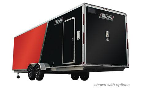 2018 Triton Trailers PR-247 in Sterling, Illinois