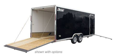 2018 Triton Trailers PR-LB 20 in Honesdale, Pennsylvania