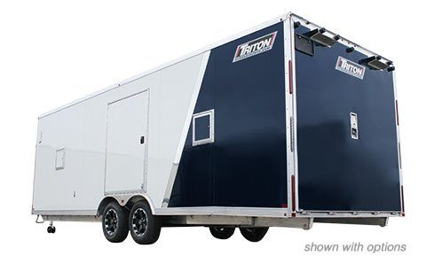 2018 Triton Trailers PR-LB 22 in Berlin, New Hampshire