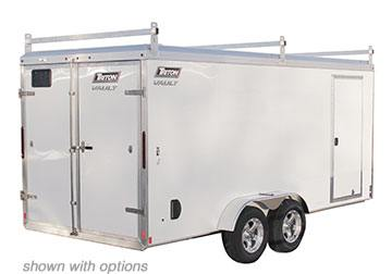 2018 Triton Trailers VC-716 in Zulu, Indiana
