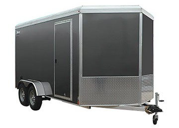2018 Triton Trailers VC-716 in Le Roy, New York