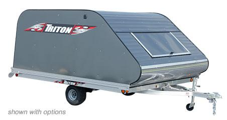 2018 Triton Trailers 2KF-11 Cover in Evansville, Indiana