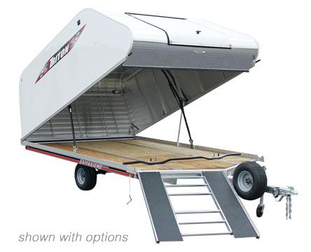 2018 Triton Trailers 2KF-11 Cover in Clyman, Wisconsin