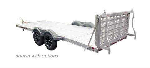 2018 Triton Trailers AUX2082-7K in Honesdale, Pennsylvania