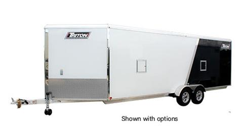 2019 Triton Trailers PR-187 in Ishpeming, Michigan
