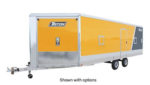 2019 Triton Trailers PR-228 in Le Roy, New York