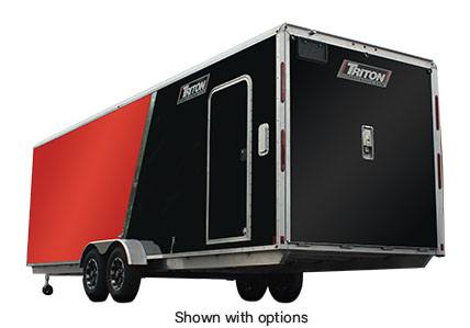 2019 Triton Trailers PR-247 in Berlin, New Hampshire