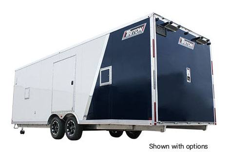 2019 Triton Trailers LB-22 in Deerwood, Minnesota