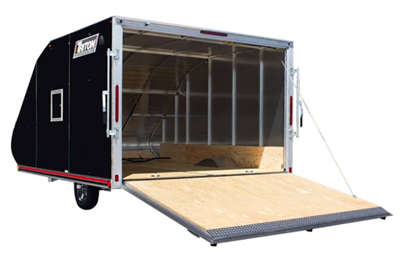 2019 Triton Trailers TC118-LR in Berlin, New Hampshire