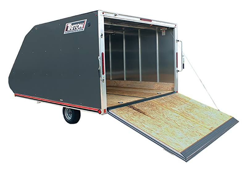 2019 Triton Trailers TC 118 in Barrington, New Hampshire