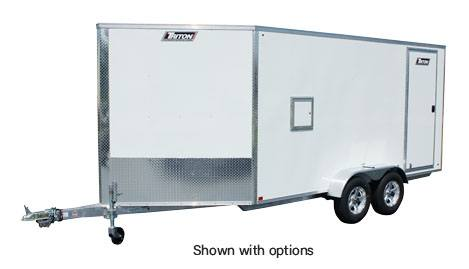 2019 Triton Trailers XT-147 in Berlin, New Hampshire