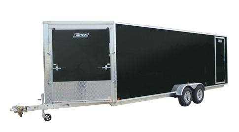 2019 Triton Trailers XT-247 in Deerwood, Minnesota