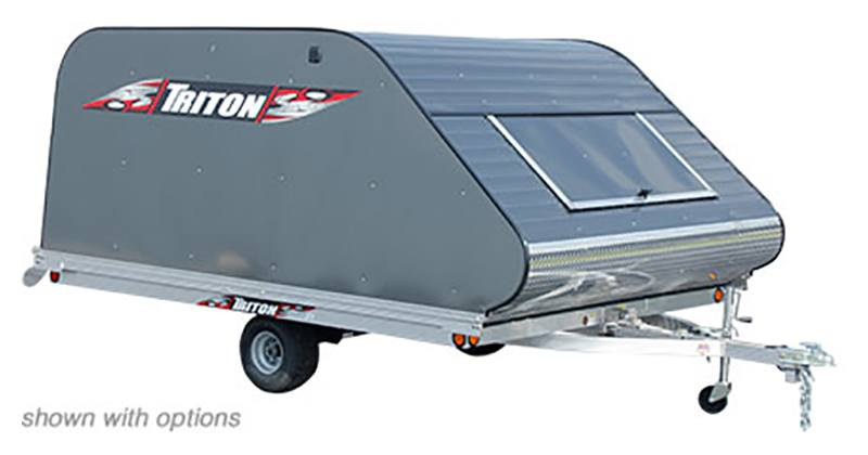 2019 Triton Trailers 2KF-11 Cover in Saucier, Mississippi