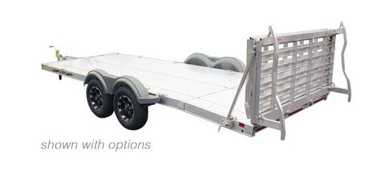 2019 Triton Trailers AUX 2082-SPORT in Appleton, Wisconsin