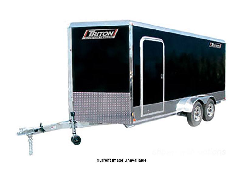 2020 Triton Trailers CT-127 in Barrington, New Hampshire