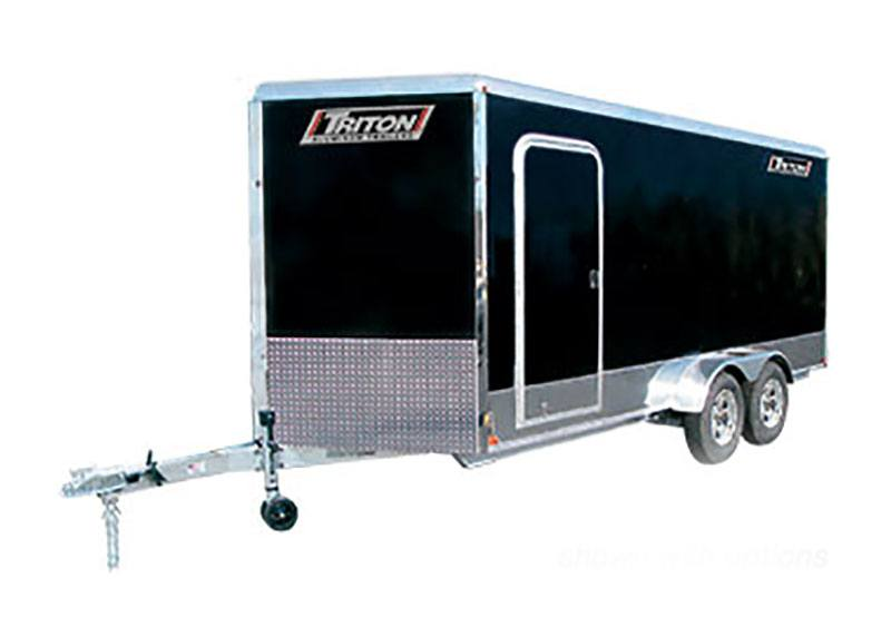 2020 Triton Trailers CT-167 in Saint Helen, Michigan