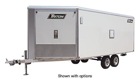 2020 Triton Trailers PR-208 in Honesdale, Pennsylvania