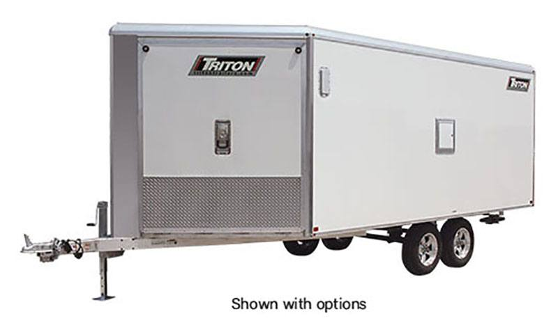 2020 Triton Trailers PR-208 in Ishpeming, Michigan