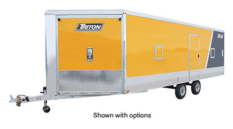 2020 Triton Trailers PR-228 in Saint Helen, Michigan