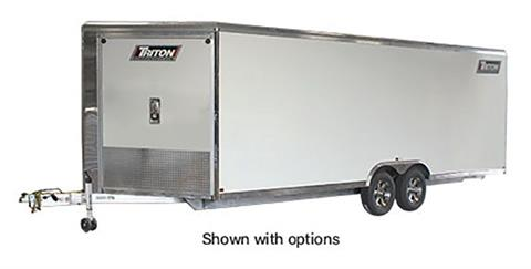 2020 Triton Trailers PR-HD 20 in Francis Creek, Wisconsin