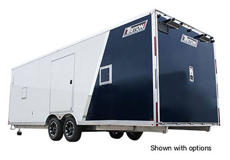 2020 Triton Trailers PR-LB 22 in Harrison, Michigan