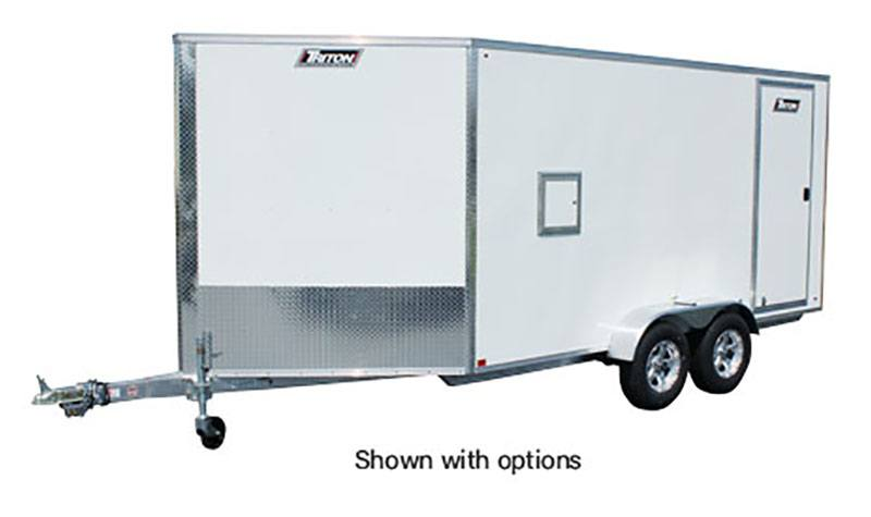 2020 Triton Trailers XT-147 in Saint Helen, Michigan