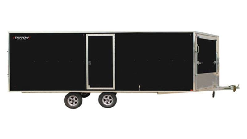 2020 Triton Trailers XT-168 in Herkimer, New York