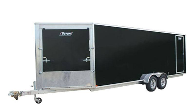2020 Triton Trailers XT-247 in Berlin, New Hampshire