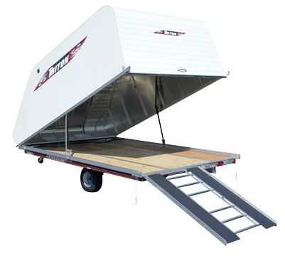 2019 Triton Trailers 2KF-12 Cover in Sierra City, California