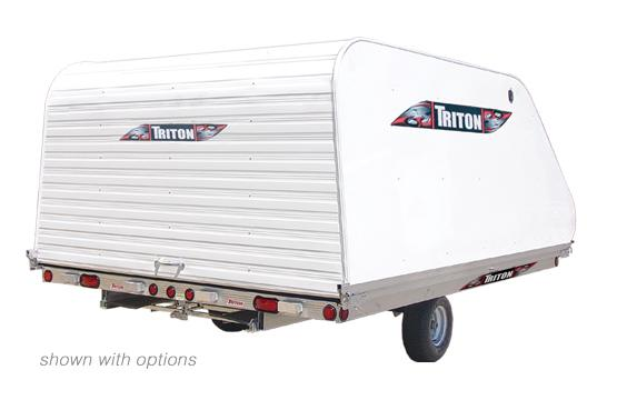 2019 Triton Trailers 2KF-12 Cover in Calmar, Iowa