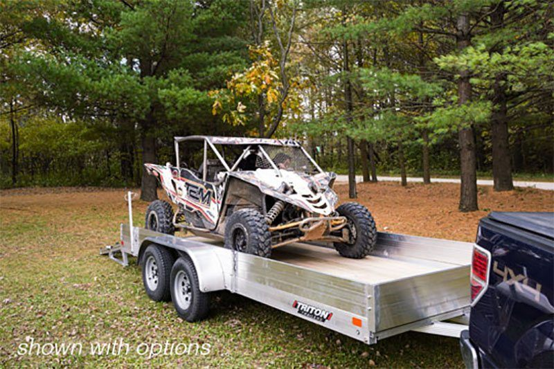 2020 Triton Trailers FIT 1681-2-P in Lebanon, Maine
