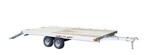 2020 Triton Trailers ATV1490-2-TR in Evansville, Indiana