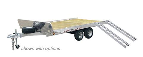 2020 Triton Trailers ATV 128-2-TR in Evansville, Indiana