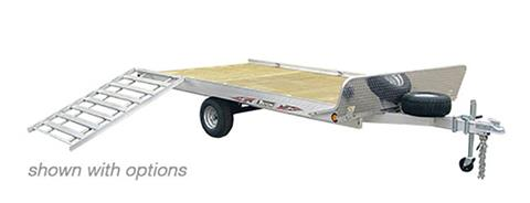 2020 Triton Trailers ATV128 in Evansville, Indiana