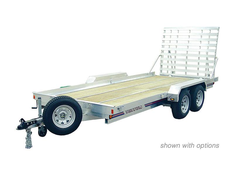 2020 Triton Trailers UT16-7 in Sierra City, California
