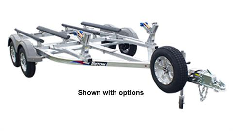 2021 Triton Trailers WC2-2 with Brakes in Hanover, Pennsylvania