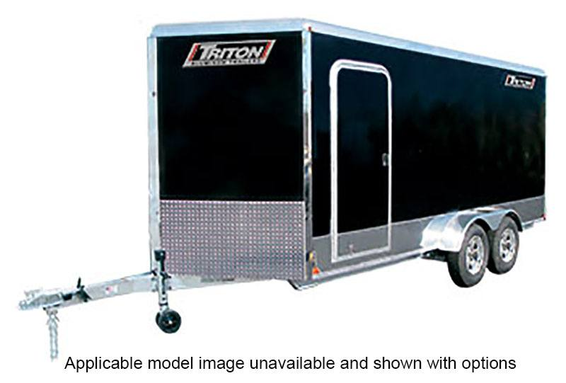 2021 Triton Trailers CT-127 in Montrose, Pennsylvania