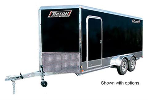 2021 Triton Trailers CT-167 in Saint Helen, Michigan